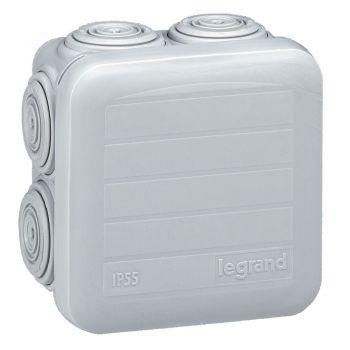 Legrand Plexo Doze Cu Protectie La Apa Doza Plexo Ip55-Ik07 D-65X65X40Mm Gri Pt Tub D-4-20 650Gr-C Legrand 092005