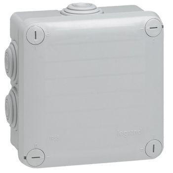 Legrand Plexo Doze Cu Protectie La Apa Doza Plexo Ip55-Ik07 D-105X105X55Mm Gri Pt Tub D-4-25 650Gr-C Legrand 092022