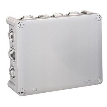 Legrand Plexo Doze Cu Protectie La Apa Doza Plexo Ip55-Ik07 D-220X170X86Mm Gri Pt Tub D-4-32 750Gr-C Legrand 092062