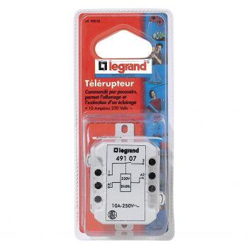 Accesorii Instalatie Electrica Telerupteur Unip-10A 250V Legrand 093005