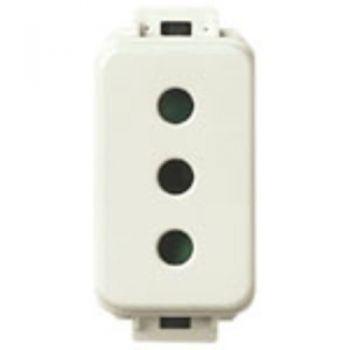 Priza 2P-plus-E 10A P11 outlet vimar Linea 10140