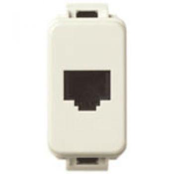 Priza RJ45 phone jack 8-8 vimar Linea 10217