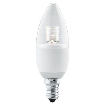 Becuri LED Bec Led E14 4-5W 2700K Eglo 11196