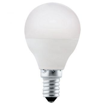 Becuri LED Bec Led E14 P45 4W 3000K Eglo 11419