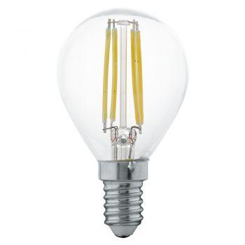 Becuri LED Bec Led E14 P45 4W 2700K Eglo 11499