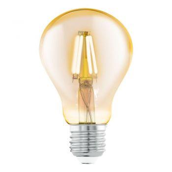 Becuri LED Bec Led E27 A75 4W  Chihlimbar  2200K Eglo 11555