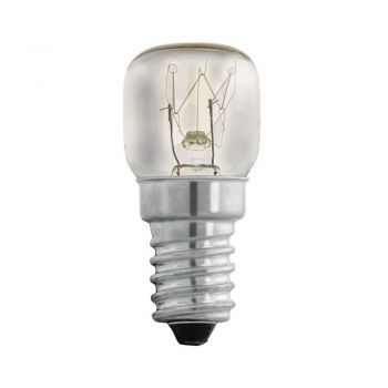 Bec dimabil EGLO 11669 - E14 halogen 15W 85lm 2200K D22mm - Lumina calda