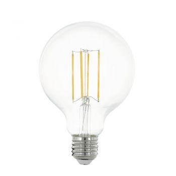 Bec EGLO 11756 - LED E27 8W 1055lm 2700K D95mm - Lumina calda