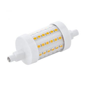 Bec dimabil EGLO 11832 - LED R7S 8W 1055lm 2700K D29mm - Lumina calda