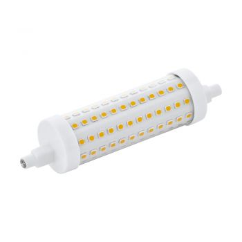 Bec dimabil EGLO 11833 - LED R7S 12W 1521lm 2700K D29mm - Lumina calda