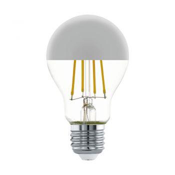 Bec EGLO 11834 - LED E27 7W 806lm 2700K D60mm - Lumina calda
