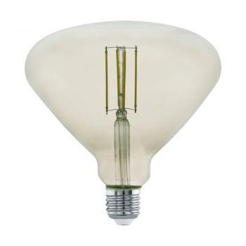 Bec dimabil EGLO 11841 - LED E27 4W 360lm 3000K D150mm - Lumina calda
