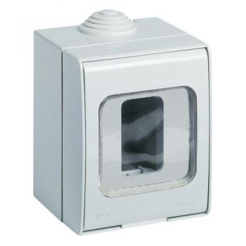IP55 enclosure for Linea 1M vimar Enclosures and mounting boxes 12201