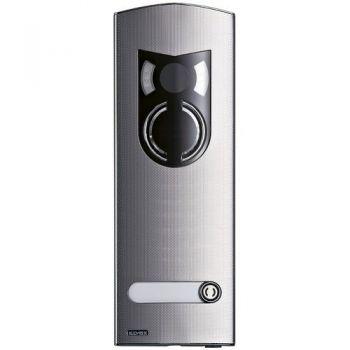 2M IK10 A-V cover Rama 1 button steel vimar ELVOX Door entry 1221