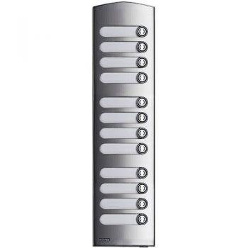 3M add steel cover Rama w-12 buttons vimar ELVOX Door entry 1272