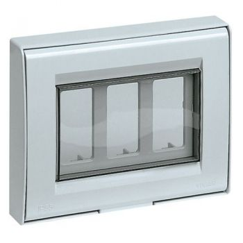 IP55 cover - 3M 8000 grey vimar Enclosures and mounting boxes 13731-Q