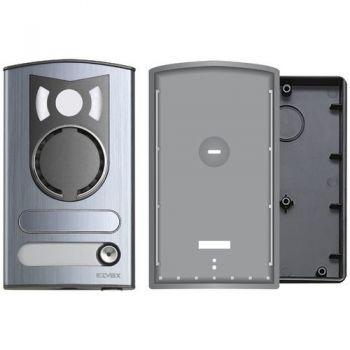 1-button a-v aluminium cover Rama vimar ELVOX Door entry 13K1