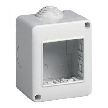 IP40 enclosure 2M vimar Enclosures and mounting boxes 14802