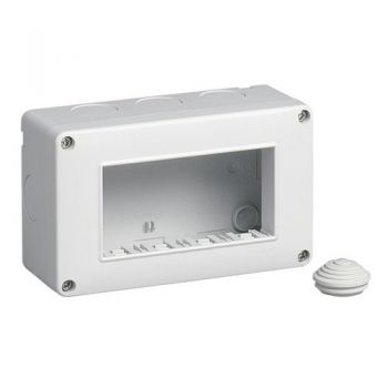IP40 enclosure 4M vimar Enclosures and mounting boxes 14804
