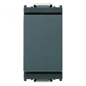 Intrerupator 1P 10AX grey vimar Idea 16000