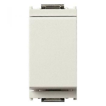 Intrerupator 1P 16AX white vimar Idea 16001-B