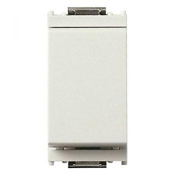 Intrerupator cap cruce 1P 16AX white vimar Idea 16013-B