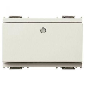 Intrerupator 1P 16AX luminous 3M white vimar Idea 16021-G-B