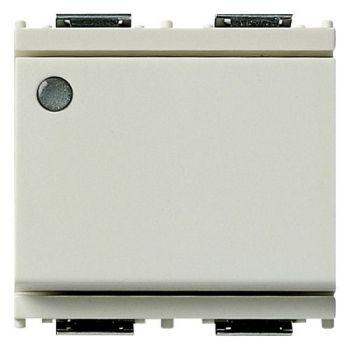 Intrerupator 1P 16AX luminous 2M white vimar Idea 16021-M-B