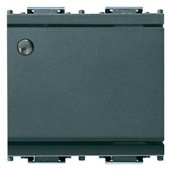 Intrerupator cap scara 1P 16AX luminous 2M grey vimar Idea 16025-M