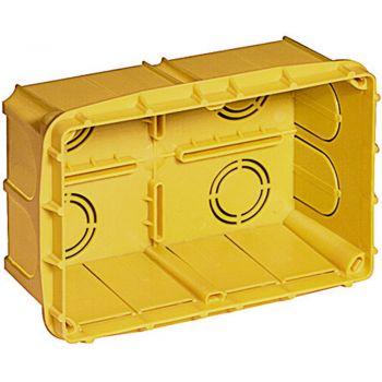 Bticino Multibox - Doze Multifunctionale Doza DerivIncastr 154x98x69mm cu capac si suruburi 16204