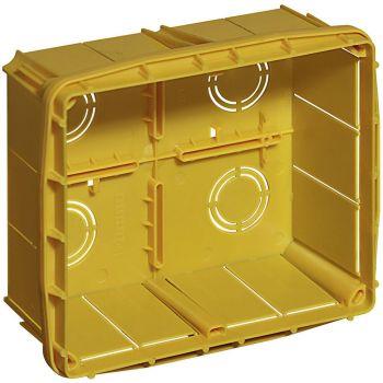 Bticino Multibox - Doze Multifunctionale Doza Deriv Incastr 150x130x69mm cu capac si suruburi 16205