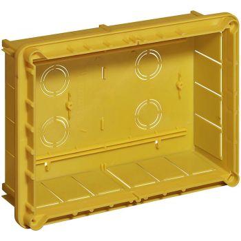 Bticino Multibox - Doze Multifunctionale Doza Deriv Incastr 218x154x69mm pt 2 compartimente cu capac si suruburi 16206