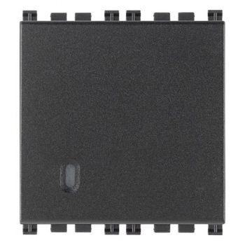 Intrerupator 1P 16AX 2M grey vimar Arke 19001-2