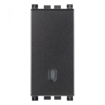 Intrerupator cap scara 1P 20AX switch grey vimar Arke 19006