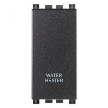 Intrerupator 2P 20AX WATER-HEATER grey vimar Arke 19016-WH