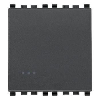 Intrerupator 1P 16AX 2M grey vimar Eikon 20001-2