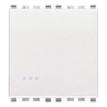 Intrerupator 1P 16AX 2M white Vimar Eikon White 20001-2-B