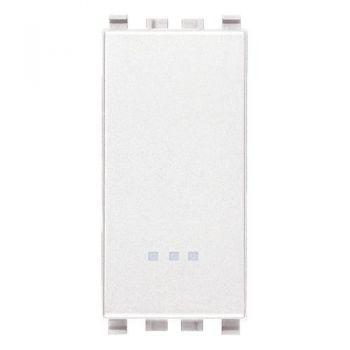 Intrerupator cap scara 1P 16AX white Vimar Eikon White 20005-B