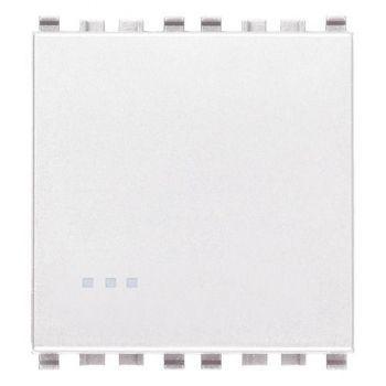 Intrerupator cap scara 1P 20AX switch 2M white Vimar Eikon White 20006-2-B
