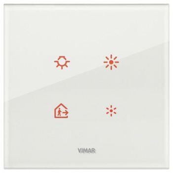 Rama 2M crystal diamant vimar Eikon TACTIL 21662-70