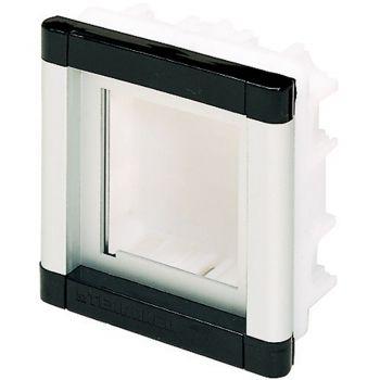 Bticino Videointerfonie Tersystem-Sup Inc 1mod Aluminiu 2251