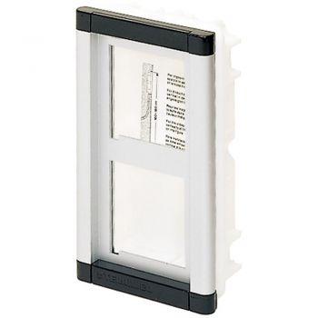 Bticino Videointerfonie Tersystem-Sup Inc 2Mod Aluminiu 2252