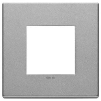 Rama 2M metal Next vimar Eikon EXE 22642-02