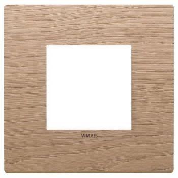 Rama 2M wood oak vimar Eikon EXE 22642-31