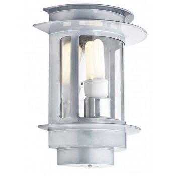 Corpuri de iluminat exterior Al-Wl-1 E27 Silber 'Exit 1' Eglo 22664