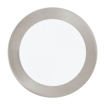 Spoturi iluminat Led-Einbausp-D170 Nickel-M-4000K'Fueva 1 Eglo 31672