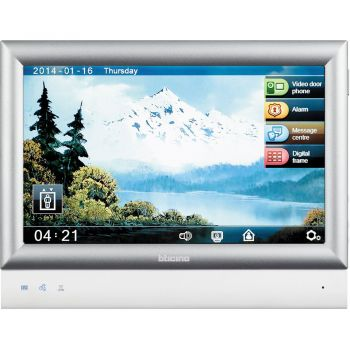 Bticino Videointerfonie cu RJ45 Unitate interna- touch screen- color- 10 321071