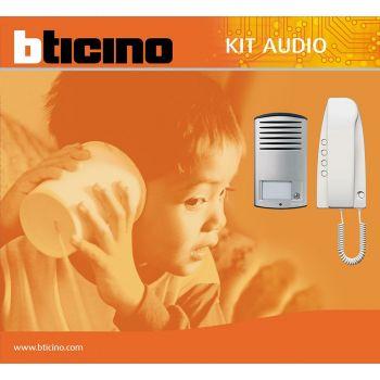 Bticino Videointerfonie Interfata Adition Pt Kit 363011 331550