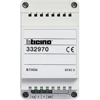 Bticino Videointerfonie GENERATORE MONO-NOTA 332970