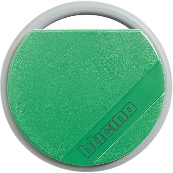 Bticino Access Control Cheie Transponder verde 348202